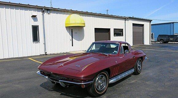 1966 Chevrolet Corvette for sale 100981050