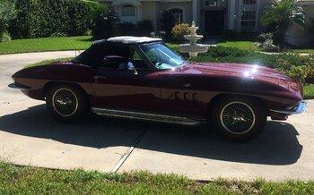 1966 Chevrolet Corvette Convertible for sale 100988032