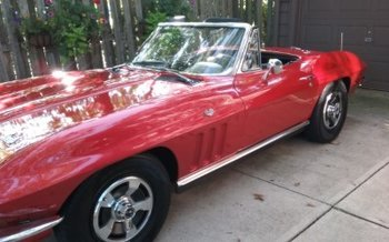 1966 Chevrolet Corvette Convertible for sale 100988874