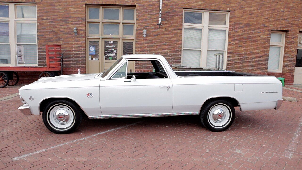 1966 Chevrolet El Camino V8 for sale near Richardson, Texas 75080 ...