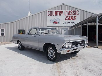 1966 Chevrolet El Camino for sale 100788666