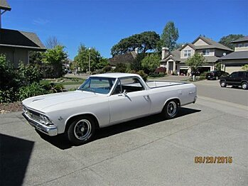 1966 Chevrolet El Camino for sale 100815586