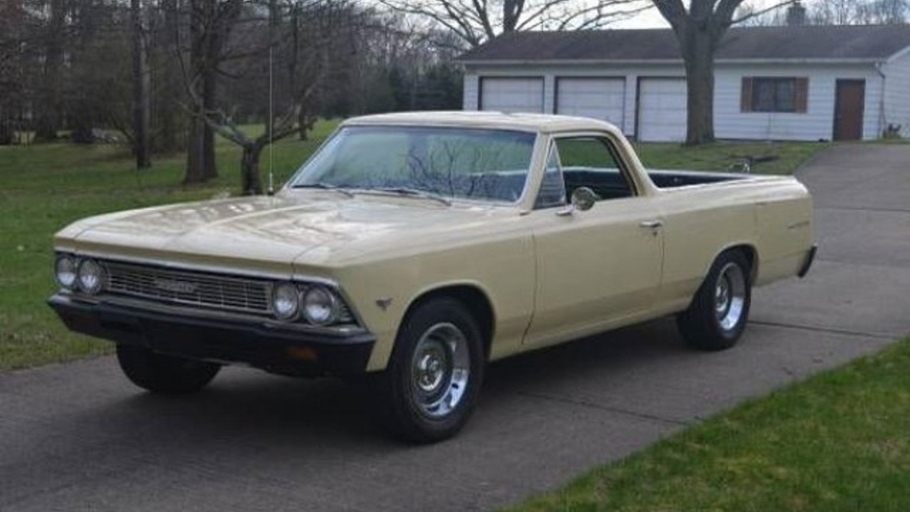 1966 Chevrolet El Camino for sale 100872540