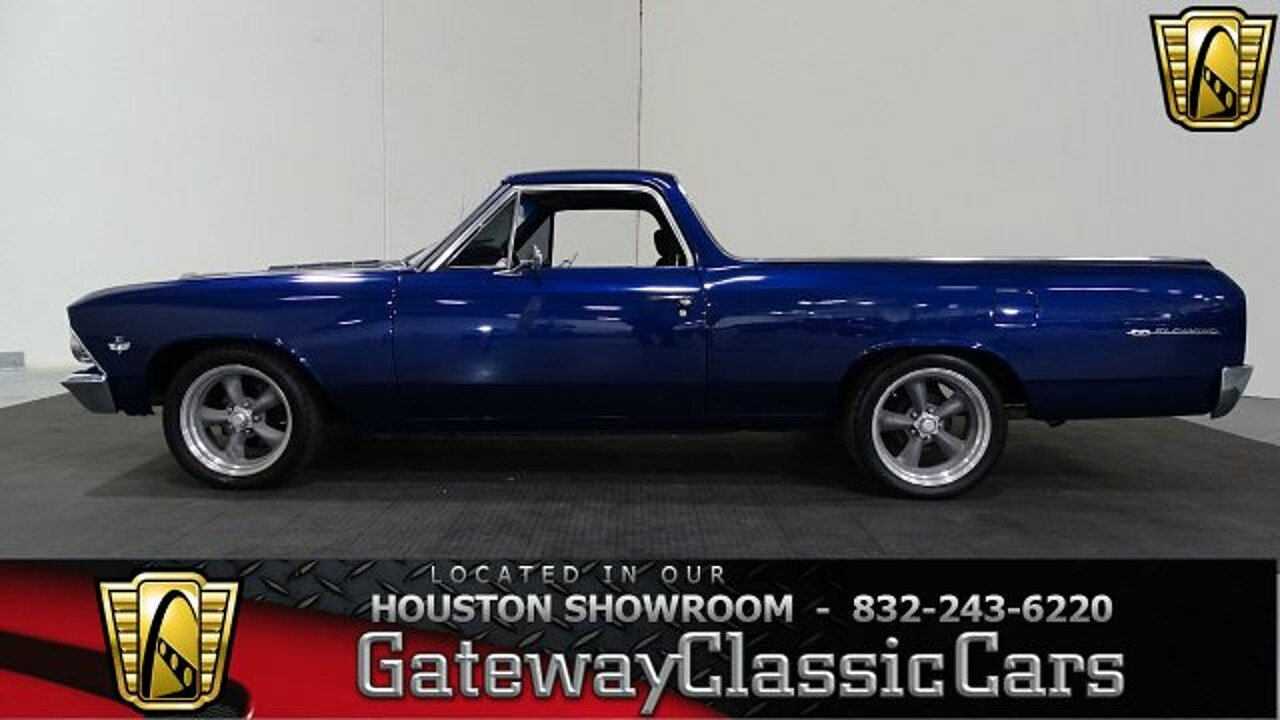 1966 Chevrolet El Camino for sale 100919897