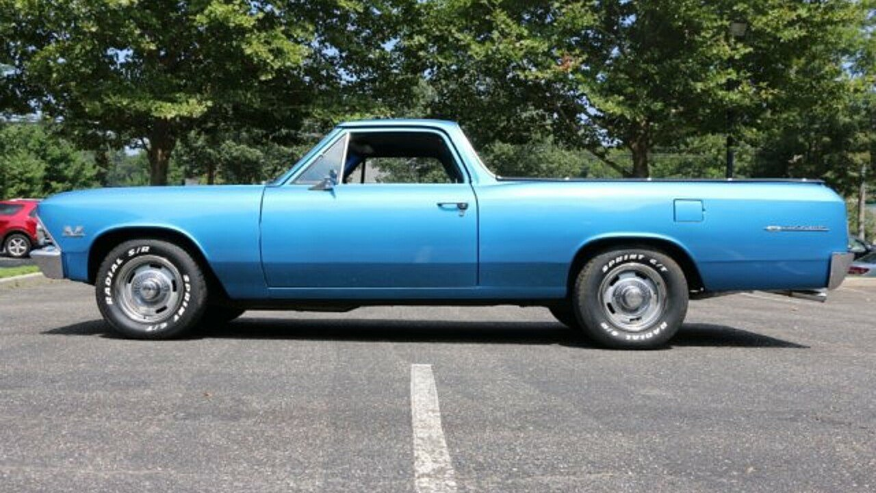 1966 Chevrolet El Camino for sale 101024664