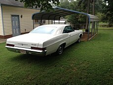 1966 Chevrolet Impala Coupe for sale 100786715