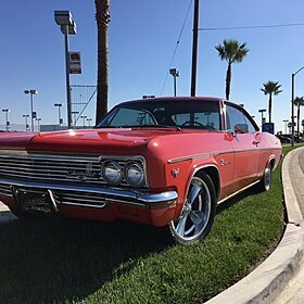 1966 Chevrolet Impala for sale 100830145