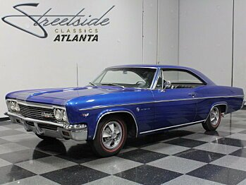 1966 Chevrolet Impala for sale 100763625