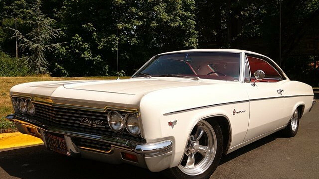 1966 Chevrolet Impala Coupe for sale 100812194