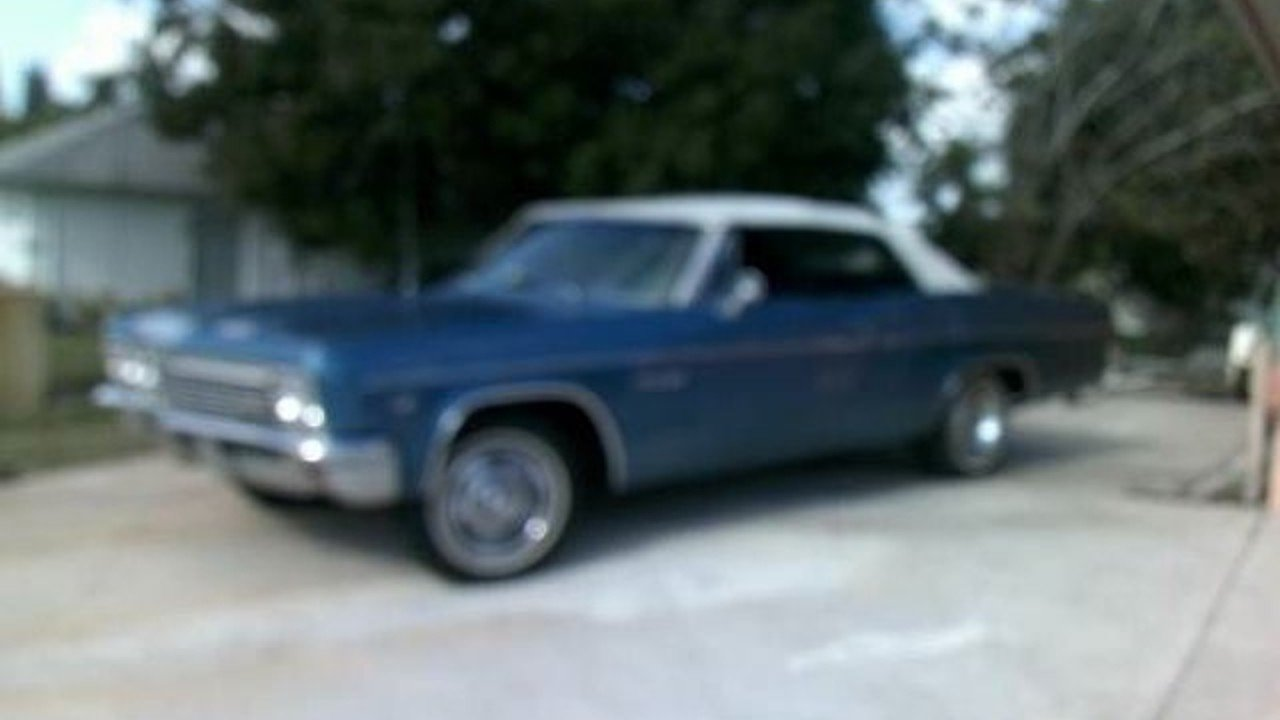 1966 Chevrolet Impala for sale 100836593