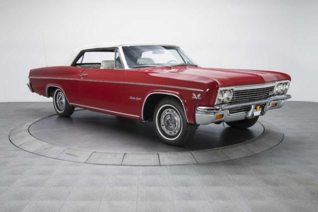 American Auto Sales Nc: 1966 Chevrolet Impala For Sale Near Charlotte, North