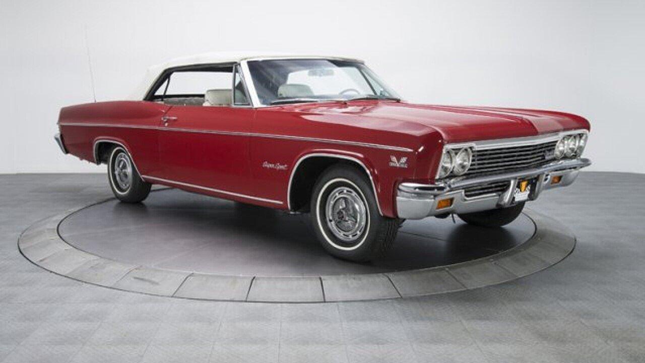1966 chevrolet impala for sale near charlotte north carolina 28269 classics on autotrader. Black Bedroom Furniture Sets. Home Design Ideas