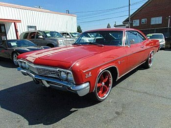 1966 Chevrolet Impala for sale 100879167