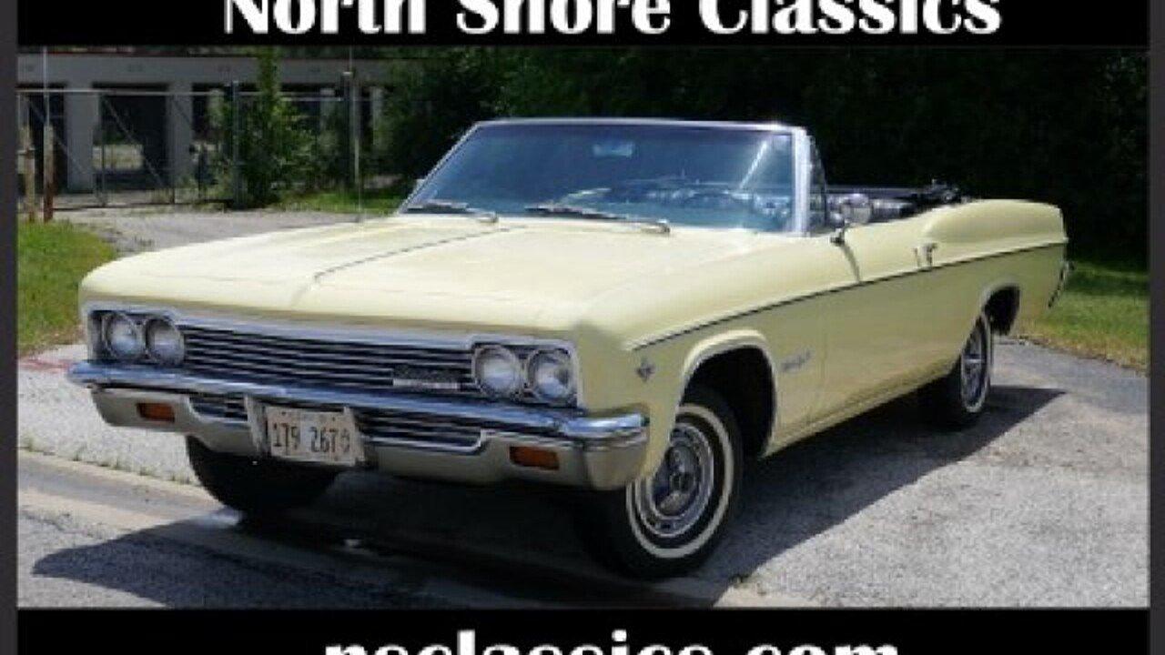 1966 Chevrolet Impala for sale near Mundelein, Illinois 60060 ...