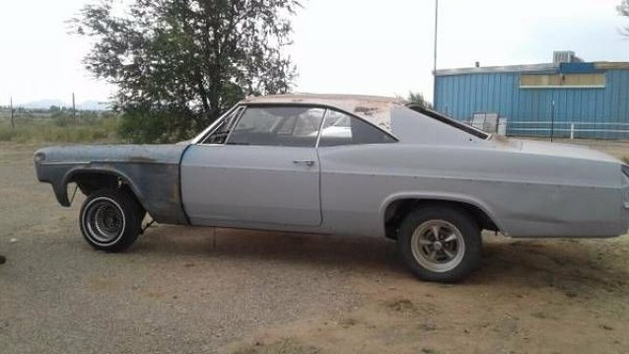 1966 Chevrolet Impala for sale 100917212