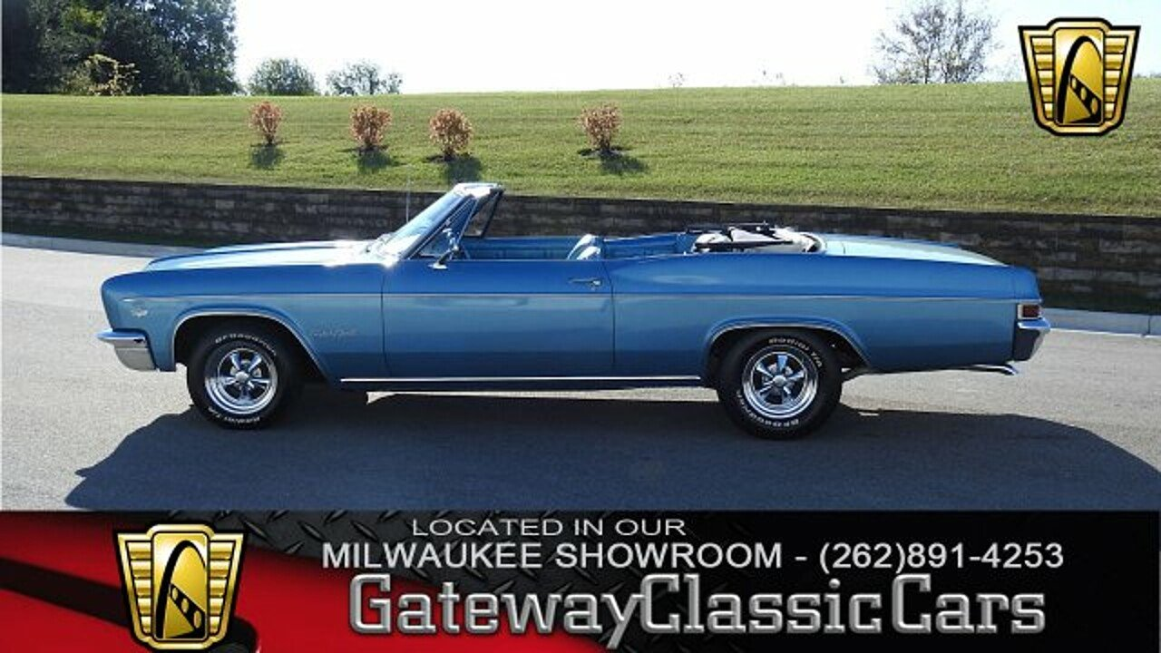 1966 Chevrolet Impala for sale 100919965