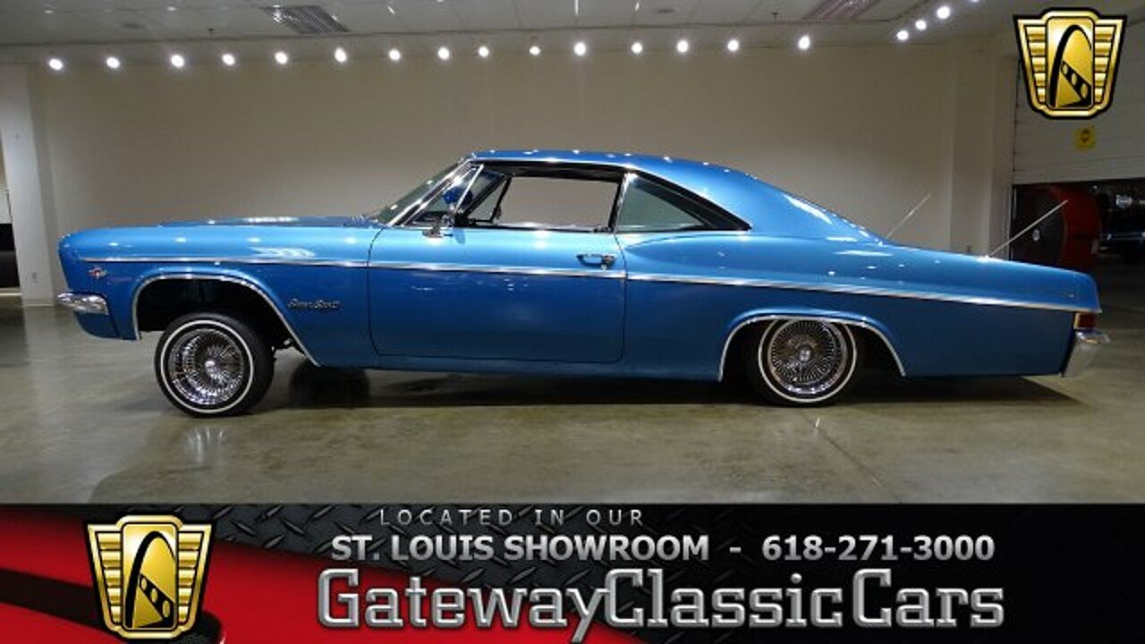 1966 Chevrolet Impala for sale 100920159