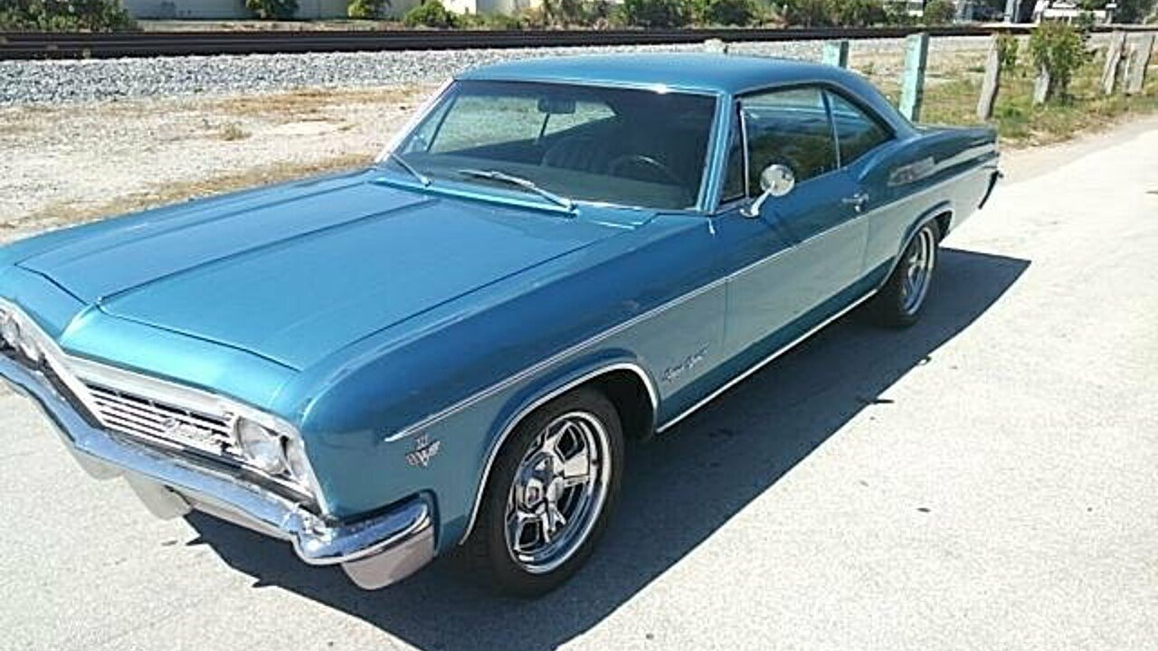 1966 Chevrolet Impala For Sale Near Delray Beach Florida 33483 Chevy Accessories 100962184