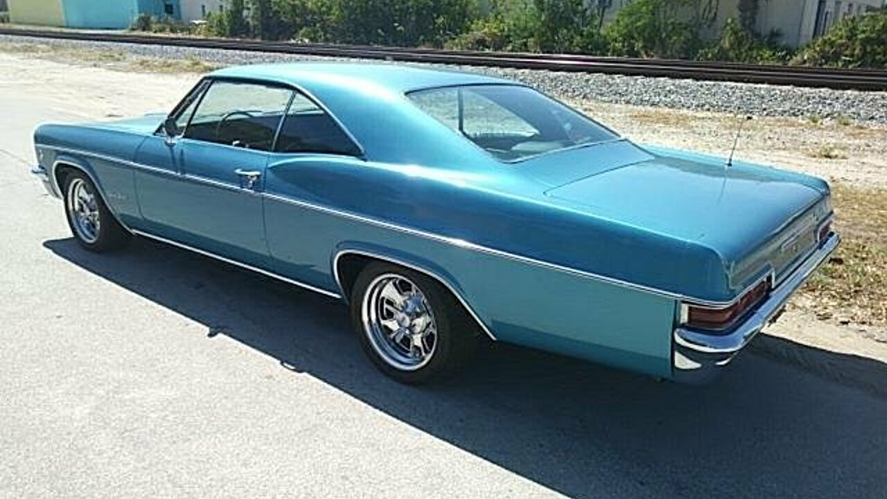 1966 Chevrolet Impala For Sale Near Delray Beach Florida 33483 Chevy Accessories 100962184