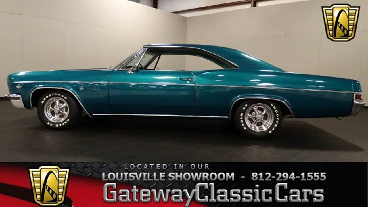 1966 Chevrolet Impala for sale 100964128