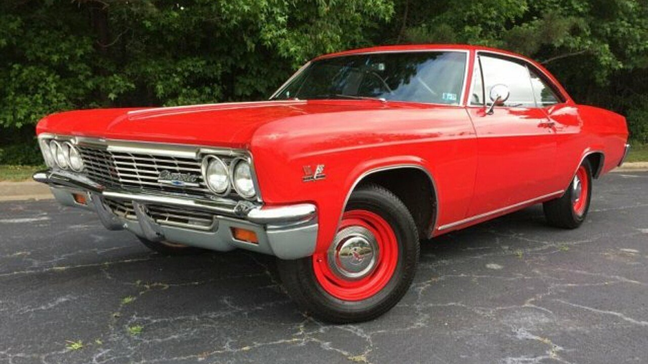 1966 Chevrolet Impala for sale 100989581