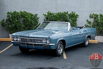 1966 Chevrolet Impala for sale 100990781