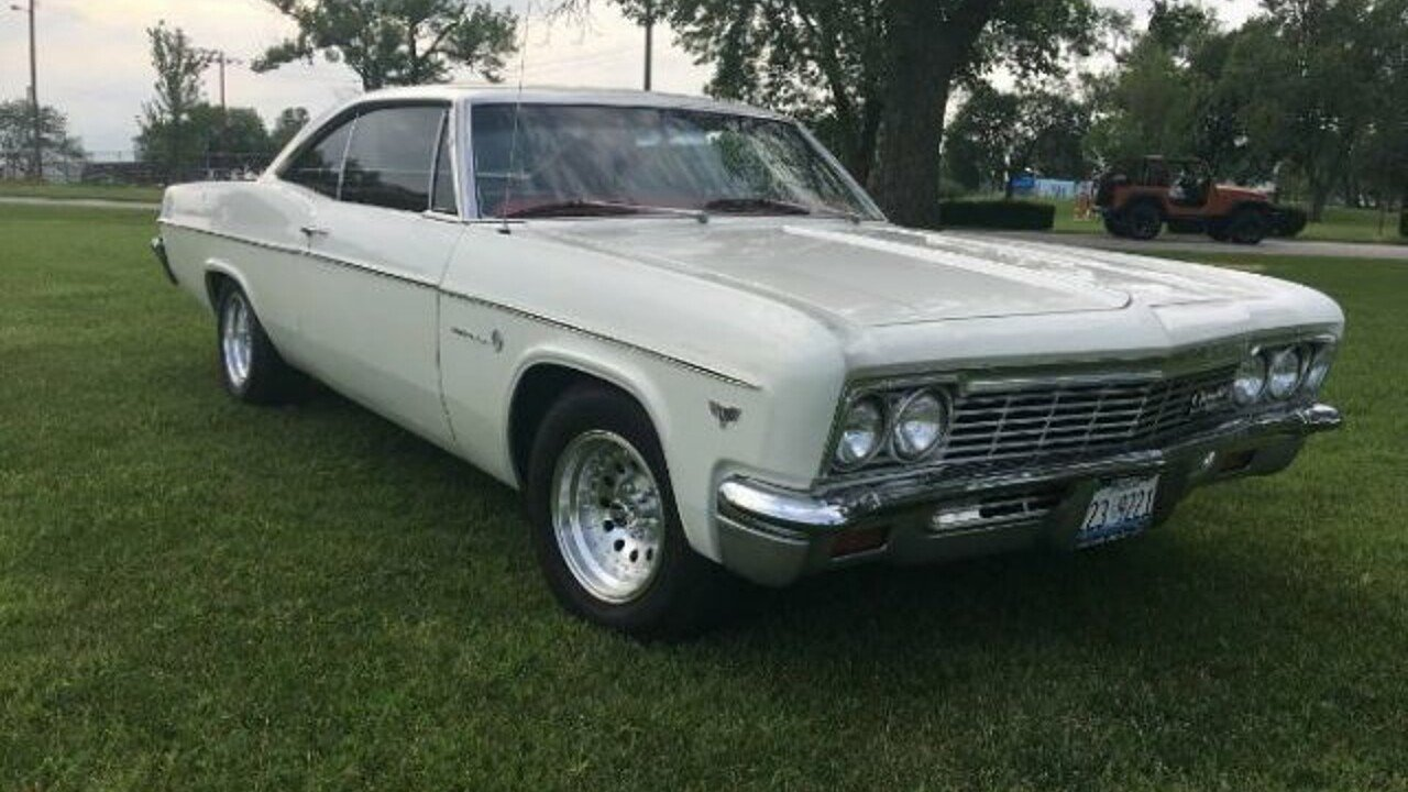 1966 Chevy Impala Radiator Chevrolet For Sale Near Cadillac Michigan 49601 101036714