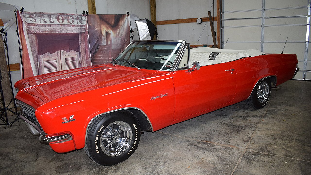 1966 Chevrolet Impala Ss For Sale Near College Grove Tennessee Chevy Suspension 101046306