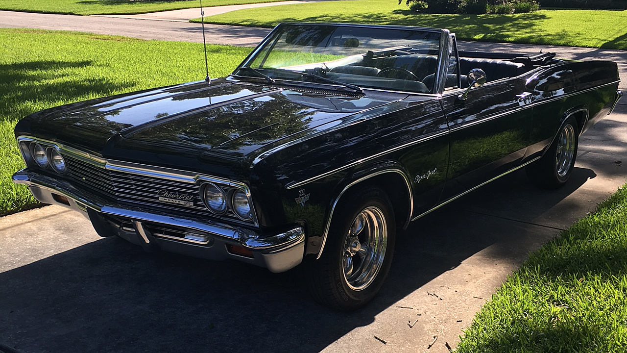 1966 chevrolet impala ss for sale near tampa florida 33609 classics on autotrader. Black Bedroom Furniture Sets. Home Design Ideas