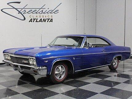 1966 chevrolet impala for sale 100763625