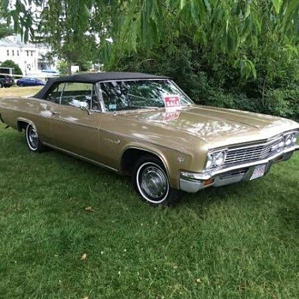 1966 Chevrolet Impala for sale 100827951