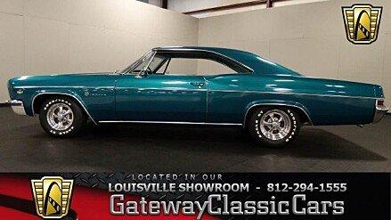 1966 Chevrolet Impala Classics for Sale  Classics on Autotrader