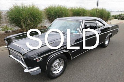 1966 Chevrolet Impala for sale 100911460