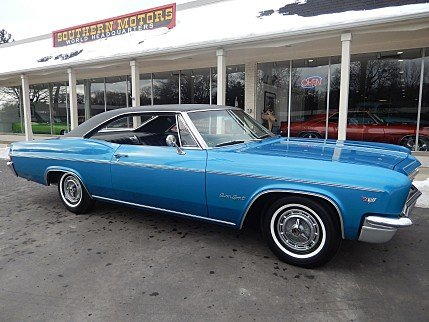 1966 Chevrolet Impala for sale 100967659