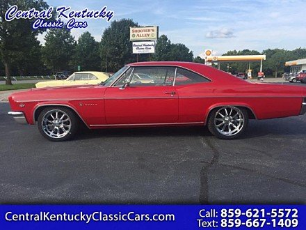 1966 Chevrolet Impala Coupe for sale 100982401