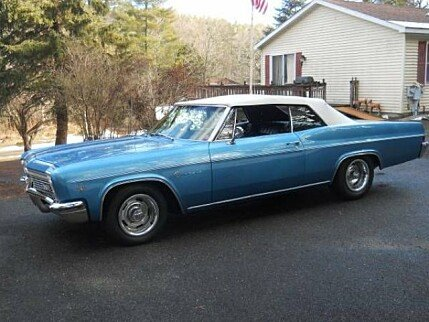 1966 Chevrolet Impala for sale 100986637