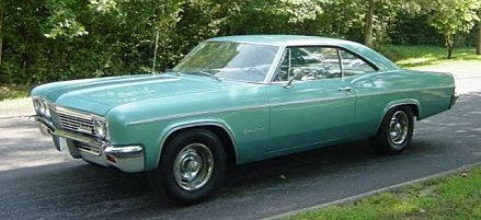 1966 Chevrolet Impala for sale 100996242
