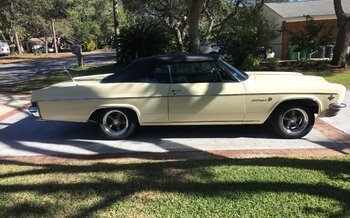 1966 Chevrolet Impala Coupe for sale 101018673