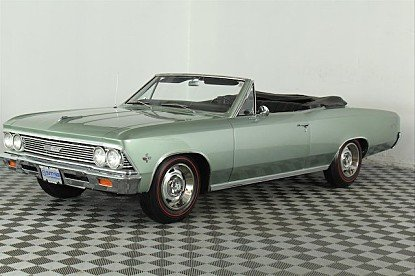 1966 Chevrolet Malibu for sale 100953622