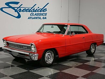 1966 Chevrolet Nova for sale 100019436