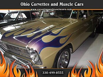 1966 Chevrolet Nova for sale 100733644