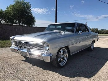 1966 Chevrolet Nova for sale 100881455