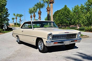 1966 Chevrolet Nova for sale 100889002