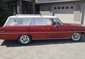 1966 Chevrolet Nova for sale 100904689