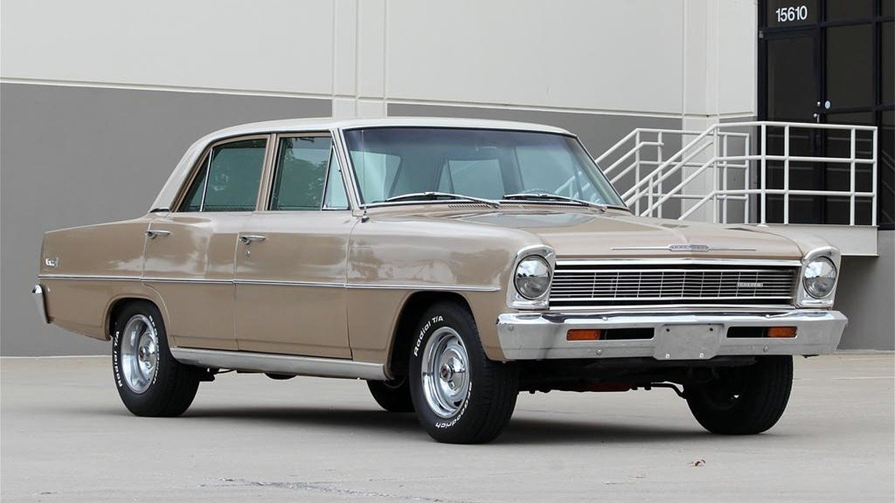 1966 Chevrolet Nova for sale near Lenexa, Kansas 66219 - Classics on ...