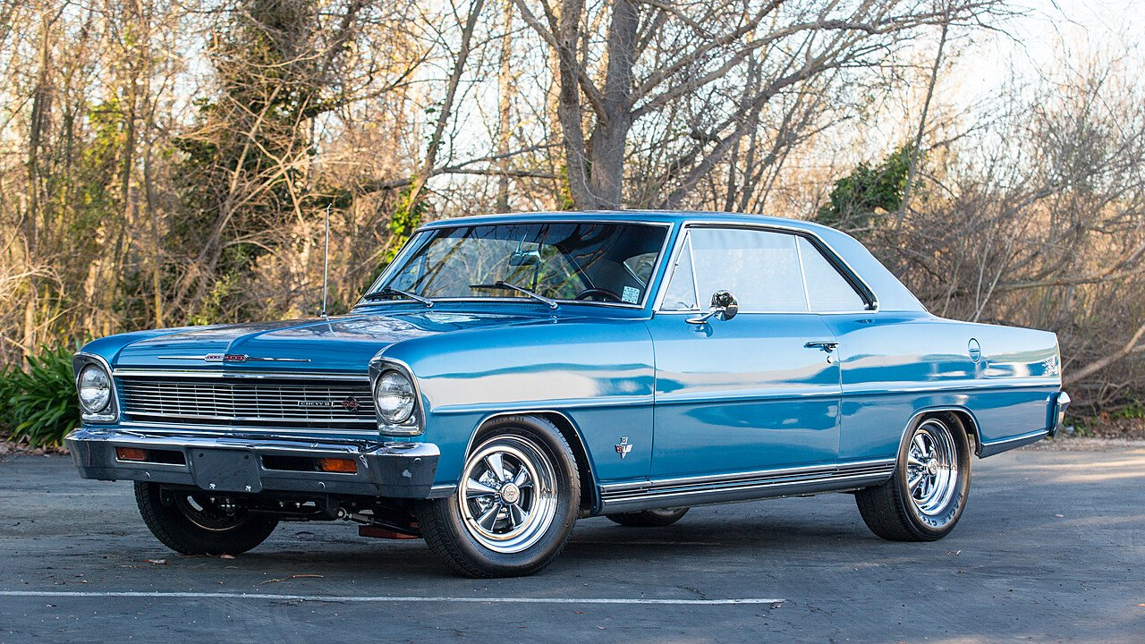 1966 Chevrolet Nova for sale near San Marcos, California 92069 ...