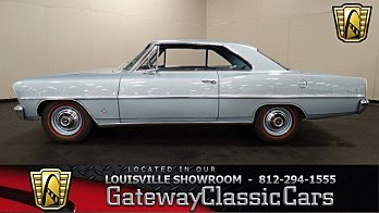 1966 Chevrolet Nova for sale 100919907