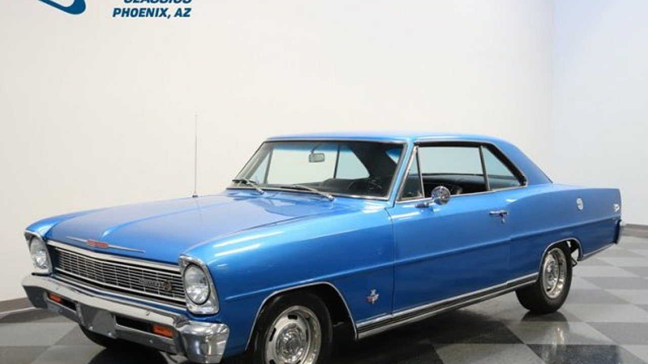 1966 Chevrolet Nova for sale near Meza, Arizona 85204 - Classics on ...
