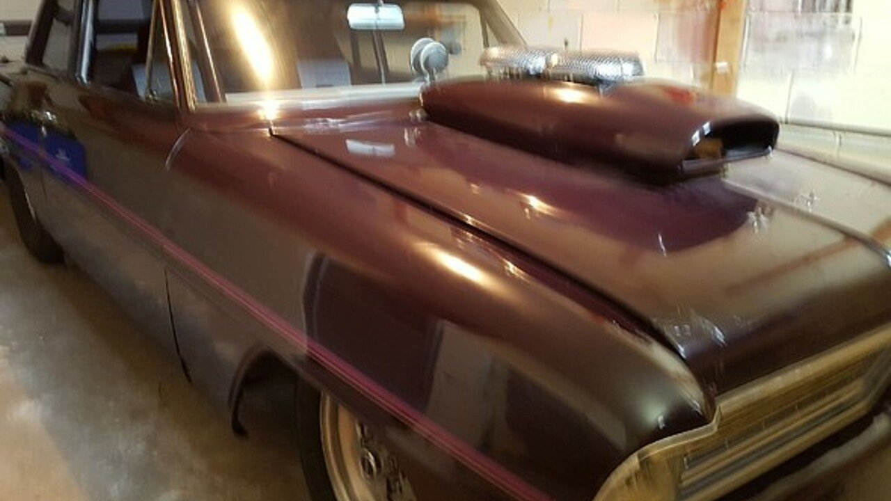 1966 Chevrolet Nova for sale 100929486