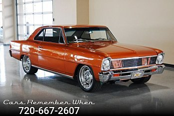 1966 Chevrolet Nova for sale 100995118